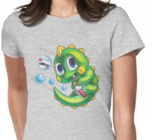 BUBBLE BOBBLE! Womens Fitted T-Shirt
