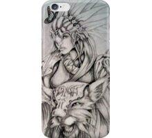 BiomechRidedress iPhone Case/Skin