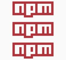NPM ×3 by posx ★ $1.49 stickers