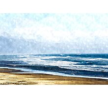 Summertime Oceanside Photographic Print