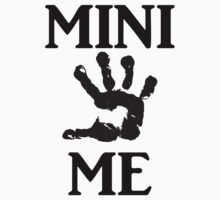 Mini Me Hands Couple T-Shirts & Hoodies Kids Tee