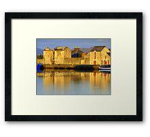 Late September In Ireland Framed Print