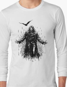 Zombie man T-Shirts & Hoodies Long Sleeve T-Shirt