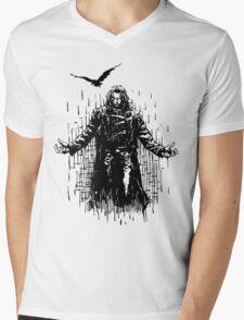 Zombie man T-Shirts & Hoodies Mens V-Neck T-Shirt
