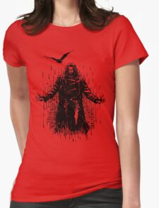 Zombie man T-Shirts & Hoodies Womens Fitted T-Shirt