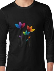 My Flower T-Shirts & Hoodies Long Sleeve T-Shirt