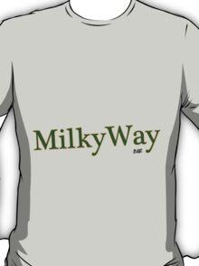 Milk Way Bar T-Shirts & Hooides T-Shirt