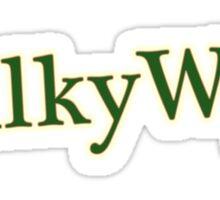 Milk Way Bar T-Shirts & Hooides Sticker