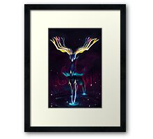 Xerneas Framed Print