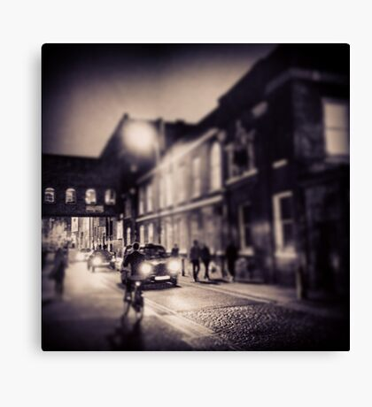 Brick Lane, East End, London Canvas Print