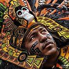 Azteca Warrior by heatherfriedman