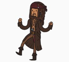 *Captain Jack Sparrow by neenanite