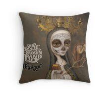 ZAC BROWN BAND a Throw Pillow
