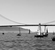 Golden Gate Bridge by Carolyn Boyden