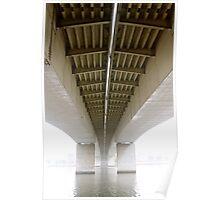 Under The Bridge Walk Poster
