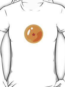 Dragon Ball 1 star T-Shirt