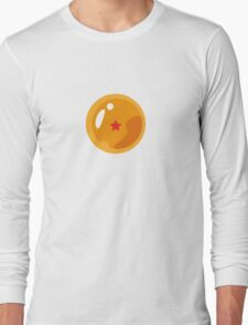 Dragon Ball 1 star Long Sleeve T-Shirt