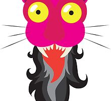Demon Cat by Amy Eachus