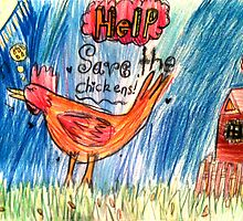 Help Save the Chickens! by NSWHenRescue