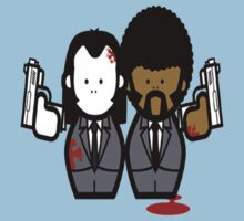 Pulp Fiction by scipio