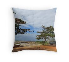 Lockhart River Throw Pillow