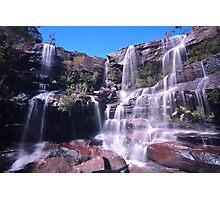 Madden Falls Photographic Print