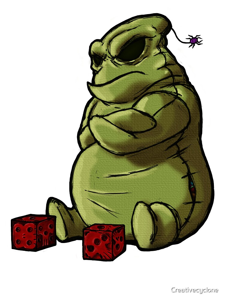 Oogie Boogie by Creativecyclone