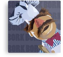 "Swedish Chef ""Bork Bork"" Metal Print"