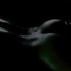 Bodyscapes - Back in Grn & Blk by BrianJoseph