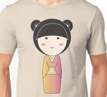 Yukata- Dotted Bear Ears Unisex T-Shirt