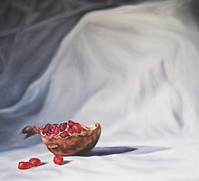 The Pomegranate by alstrangeways
