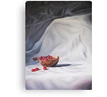 The Pomegranate Canvas Print