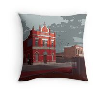 formbys Throw Pillow