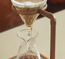 Steaming Filter Coffee by visualspectrum