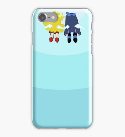 "Panty and Stocking ""Fallen Angel"" iPhone Case/Skin"