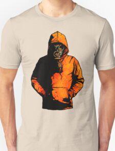 vulpes pilum mutat, non mores (Colour Shirt Version) T-Shirt