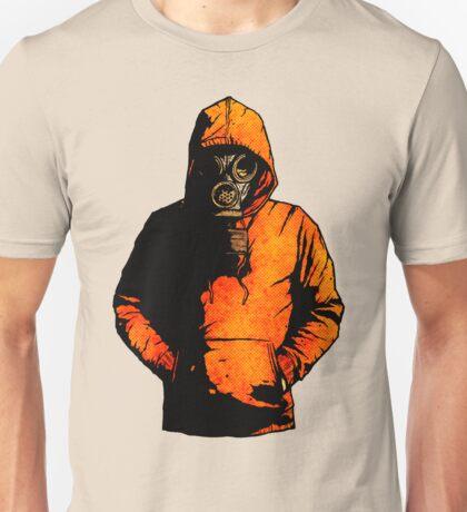 vulpes pilum mutat, non mores (Colour Shirt Version) Unisex T-Shirt
