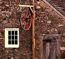 The Blacksmith's Shop by Polly Peacock