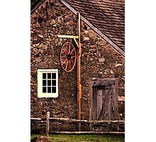 The Blacksmith's Shop Photographic Print