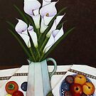 Still life with Callas by Madalena Lobao-Tello