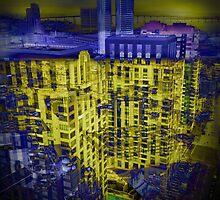 3601 Urban by AnkhaDesh