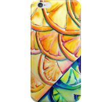Orange Slices iPhone Case/Skin