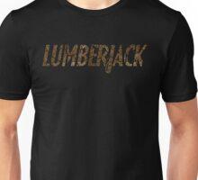 LumberJack - Dark Passenger  Unisex T-Shirt