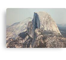 Half Dome in Yosemite National Park Metal Print