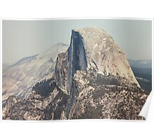 Half Dome in Yosemite National Park Poster