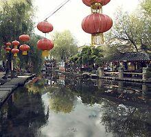 Shuhe Town, Lijiang, China by Sickee