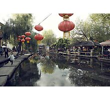 Shuhe Town, Lijiang, China Photographic Print