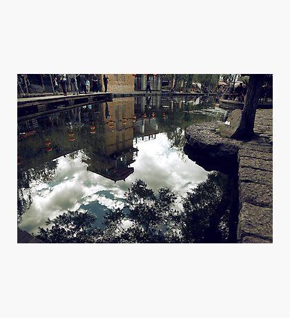 Reflection, Lijiang Photographic Print