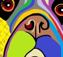 Mastiff Sticker