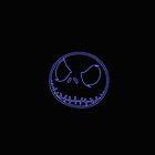 Jack Head Neon Blue by greymoon69